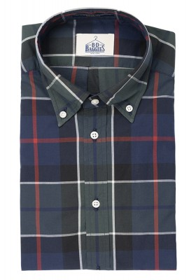 LBRADFORD B001 REGULAR BUTTON DOWN NO TSC
