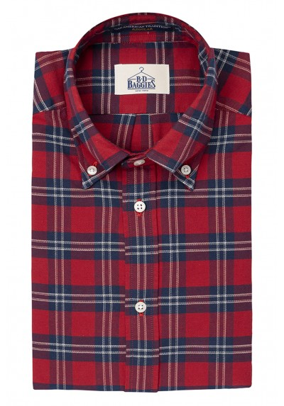 BRADFORD B001 REGULAR BUTTON DOWN NO TSC